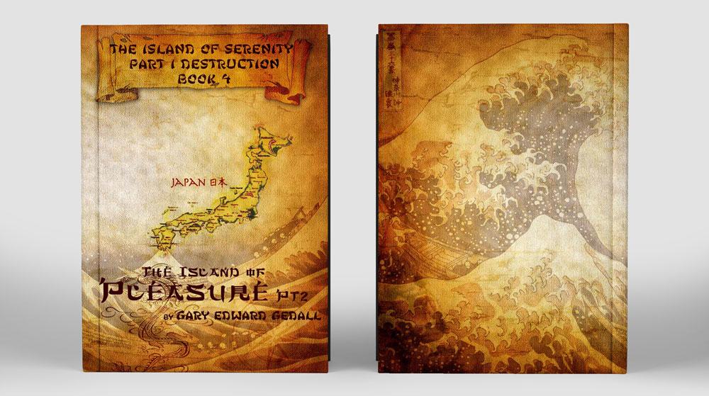 The Island of Pleasure. Vol 2