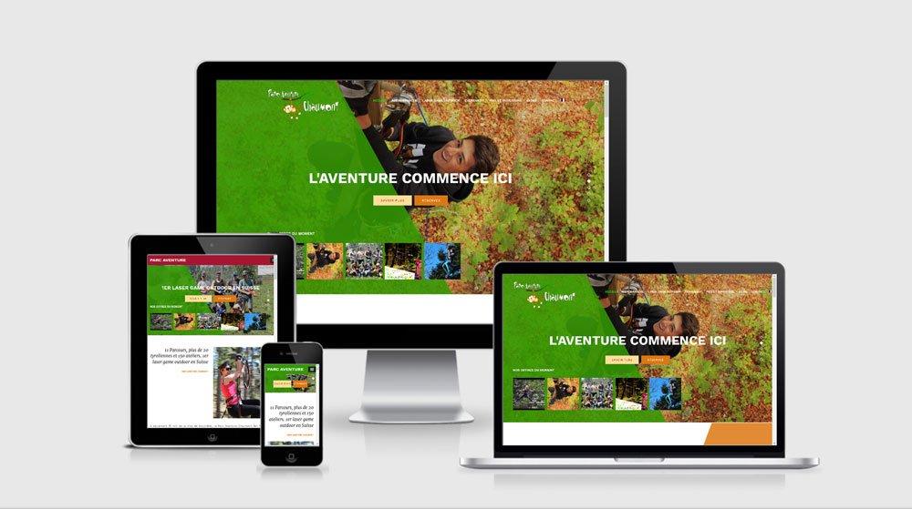 chaumont park aventure avasta digital agency